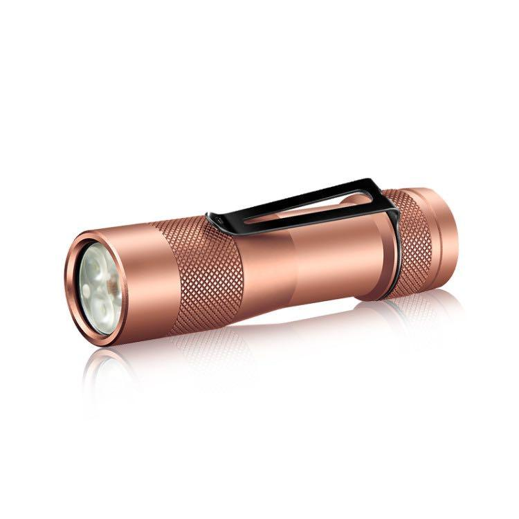 Just announced Copper Lumintop FW3A!