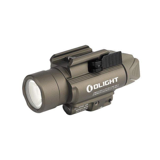 O-Fan day continued:  Olight introduces the Baldr Pro