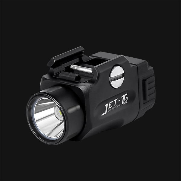 JETBeam Releases a Pistol Light – the JETBeam T2.
